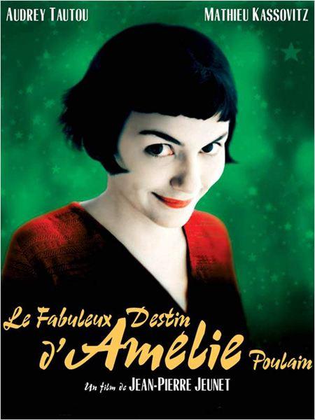 Le Fabuleux destin d'Amélie Poulain : Affiche Audrey Tautou, Jean-Pierre Jeunet