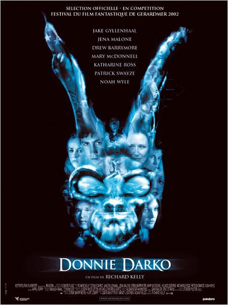 Donnie Darko : Affiche Drew Barrymore, Jake Gyllenhaal, Jena Malone, Richard Kelly