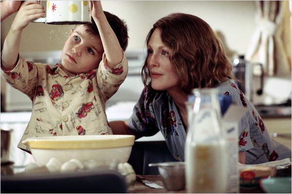 The Hours : photo Julianne Moore, Stephen Daldry