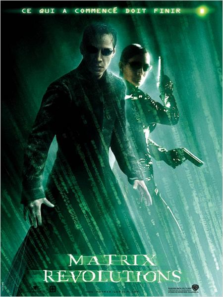 Matrix Revolutions DVDRip ZPStream
