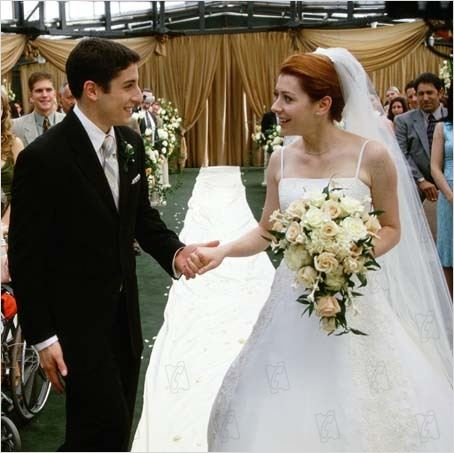American pie : marions-les ! : photo Alyson Hannigan, Jason Biggs, Jesse Dylan