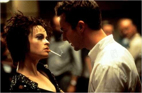 Fight Club : photo David Fincher, Edward Norton, Helena Bonham Carter