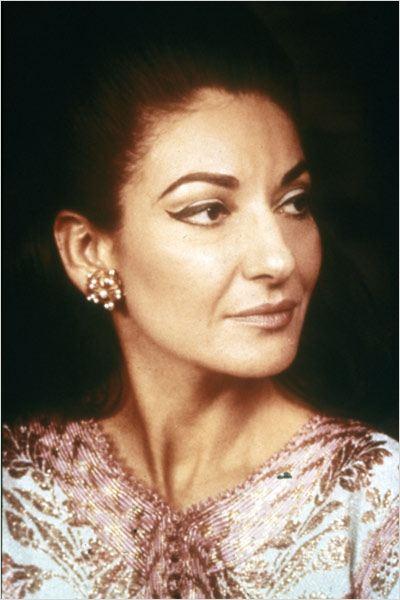 Photo Maria Callas