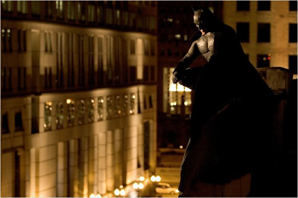 Batman Begins : Photo Christian Bale, Christopher Nolan