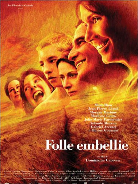 Folle embellie : affiche Dominique Cabrera, Marilyne Canto
