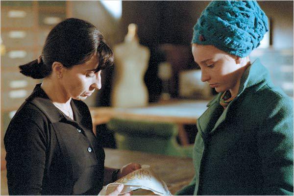 Brodeuses : Photo Ariane Ascaride, Lola Naymark