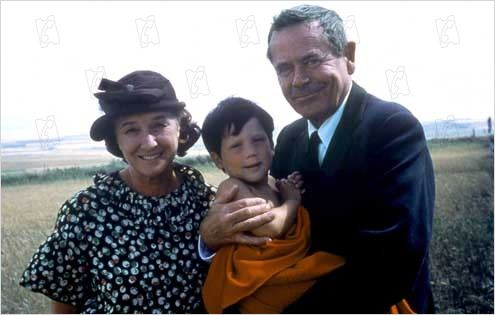 Superman : photo Glenn Ford, Phyllis Thaxter, Richard Donner