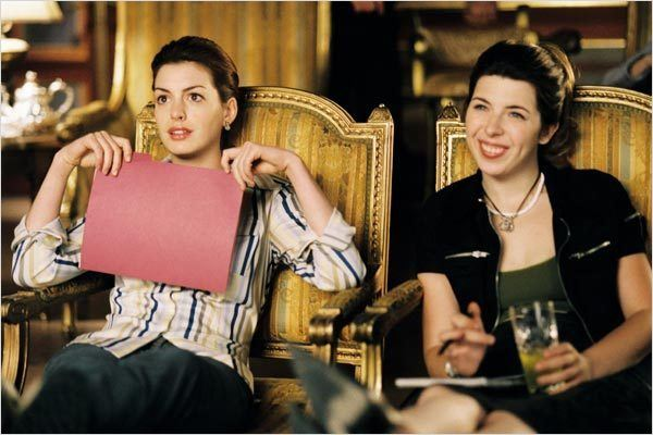 Un Mariage de princesse : Photo Anne Hathaway, Garry Marshall