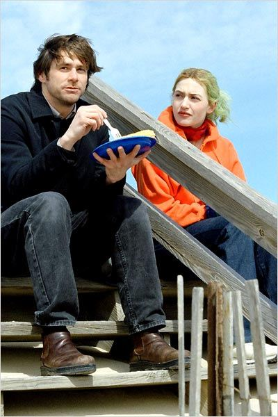 Eternal Sunshine of the Spotless Mind : photo Jim Carrey, Kate Winslet, Michel Gondry