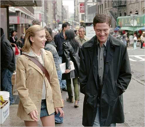 En bonne compagnie : photo Paul Weitz, Scarlett Johansson, Topher Grace