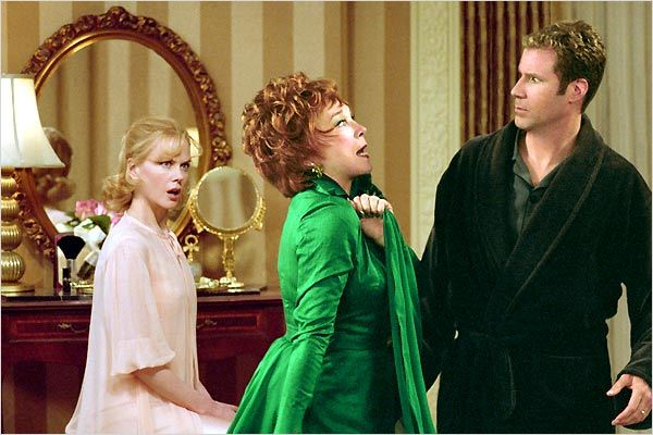 Ma sorcière bien-aimée : Photo Nicole Kidman, Nora Ephron, Shirley MacLaine, Will Ferrell