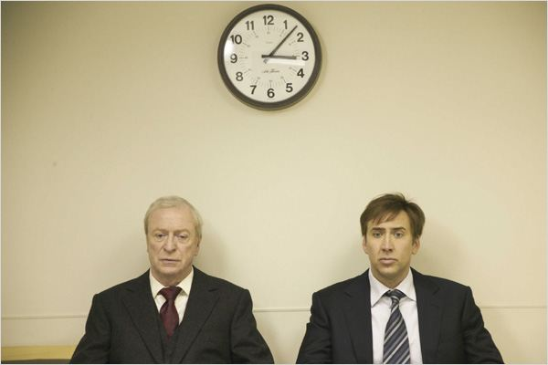 The Weather Man : Photo Gore Verbinski, Michael Caine, Nicolas Cage