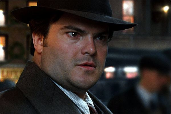 King Kong : photo Jack Black, Peter Jackson