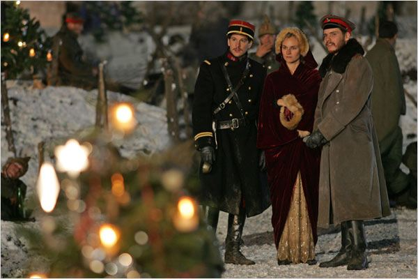 Joyeux No&#235;l : Photo Christian Carion, Daniel Br&#252;hl, Diane Kruger, Guillaume Canet
