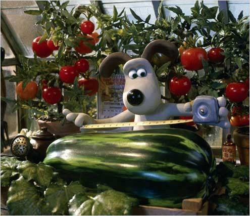Wallace et Gromit : le Mystère du lapin-garou : Photo Nick Park
