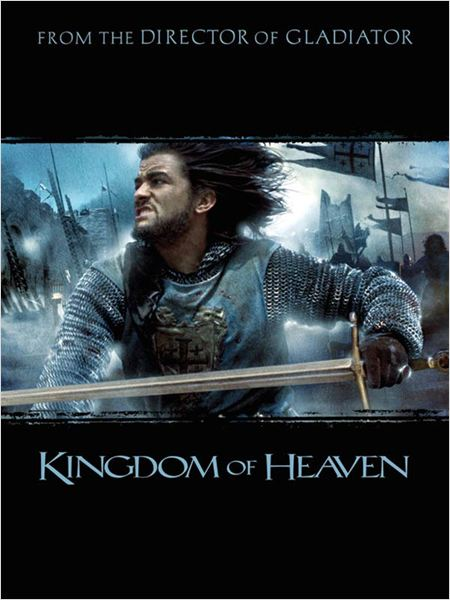 Kingdom of Heaven : affiche Orlando Bloom, Ridley Scott