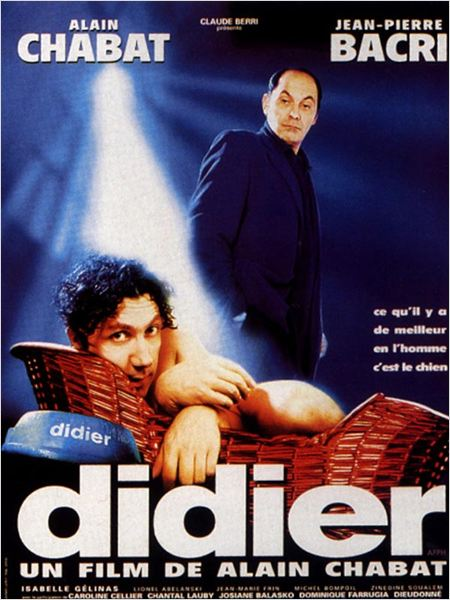 Didier : affiche