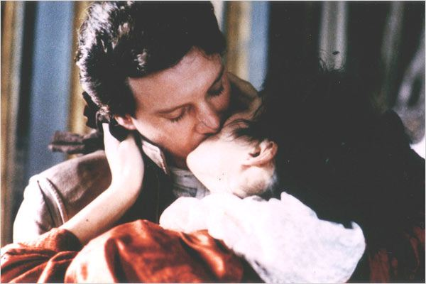 Valmont : photo Colin Firth, Meg Tilly, Milos Forman