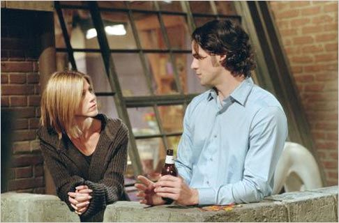 Friends : photo Eddie Cahill, Jennifer Aniston