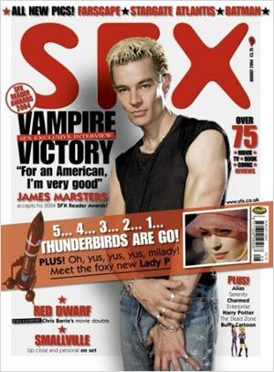 Buffy contre les vampires : Photo promotionnelle James Marsters