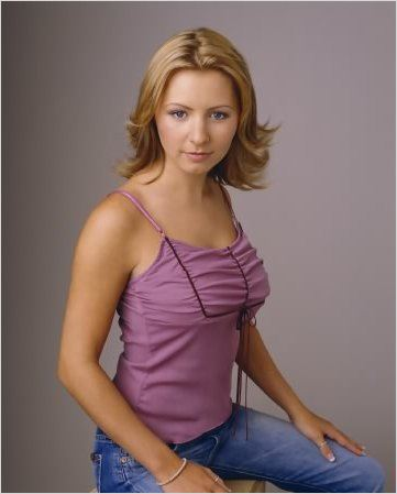 7 à la maison : photo Beverley Mitchell