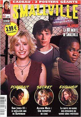 Smallville : Photo promotionnelle