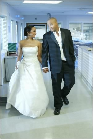 Scrubs : photo Donald Faison, Judy Reyes