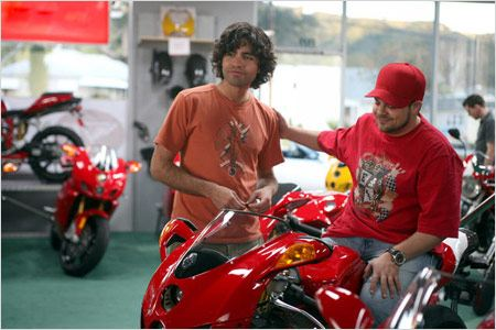 Entourage : photo Adrian Grenier, Jerry Ferrara