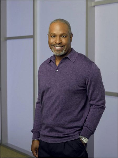 Grey's Anatomy : Photo James Pickens Jr.