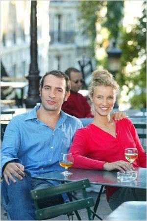 Photo de alexandra lamy dans la s rie un gars une fille for Jean dujardin fille