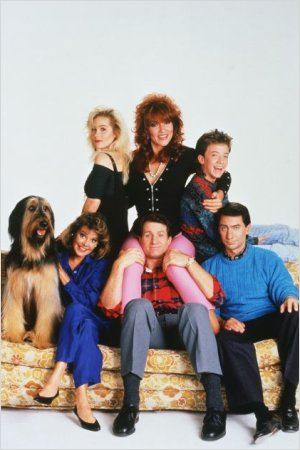 Mariés, deux enfants : photo Amanda Bearse, Christina Applegate, David Faustino, David Garrison, Ed O'Neill