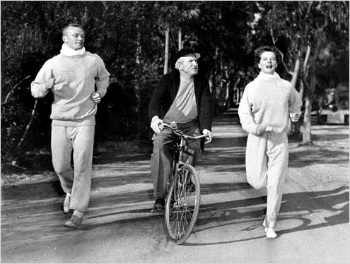 Mademoiselle Gagne-Tout : Photo Aldo Ray, George Cukor, Katharine Hepburn, Spencer Tracy