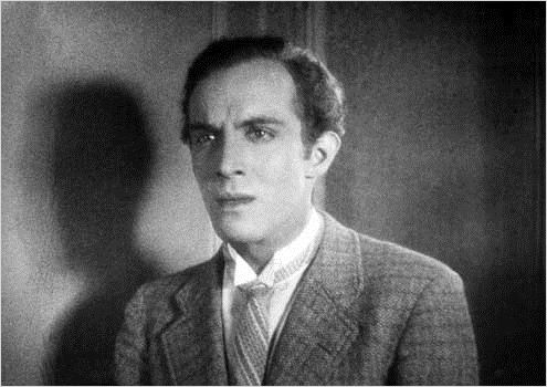 Un chien andalou : photo Luis Bu&#241;uel, Pierre Batcheff