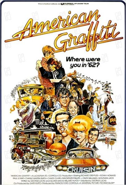 American Graffiti : Photo