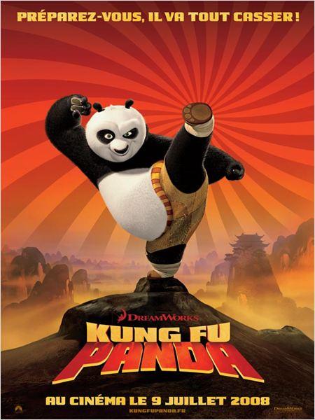 Kung Fu Panda : affiche