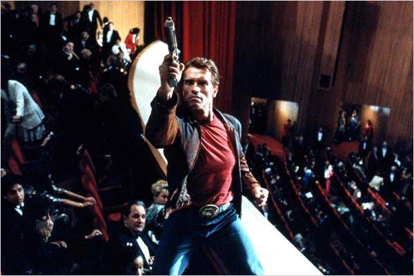 Last Action Hero : Photo Arnold Schwarzenegger