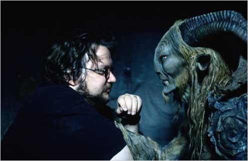 Le Labyrinthe de Pan : photo Guillermo del Toro
