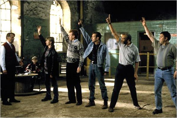 Full Monty / Le Grand jeu : photo Hugo Speer, Mark Addy, Paul Barber, Peter Cattaneo, Robert Carlyle