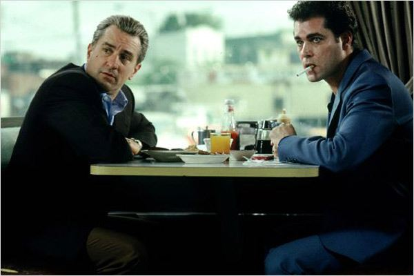 Les Affranchis : Photo Martin Scorsese, Ray Liotta, Robert De Niro