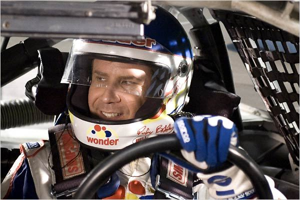 Ricky Bobby : roi du circuit : Photo Adam McKay, Will Ferrell