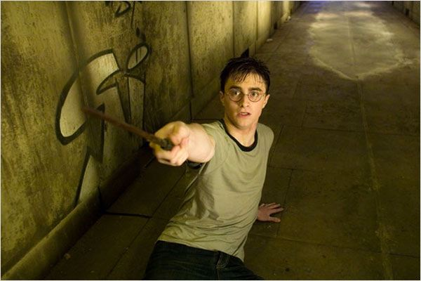 Harry Potter et l'Ordre du Phénix : photo Daniel Radcliffe, David Yates