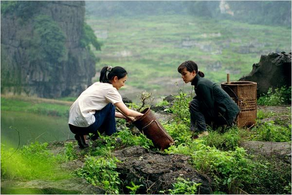 Les Filles du botaniste : Photo Dai Sijie, Mylène Jampanoï