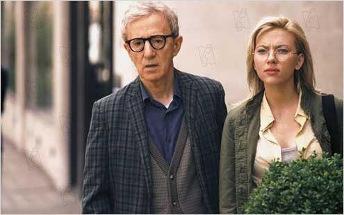 Scoop : Photo Scarlett Johansson, Woody Allen