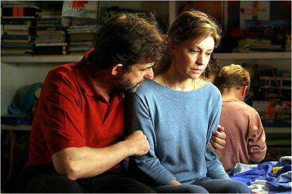 Le Caïman : photo Margherita Buy, Nanni Moretti