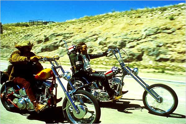 Easy Rider : photo Dennis Hopper