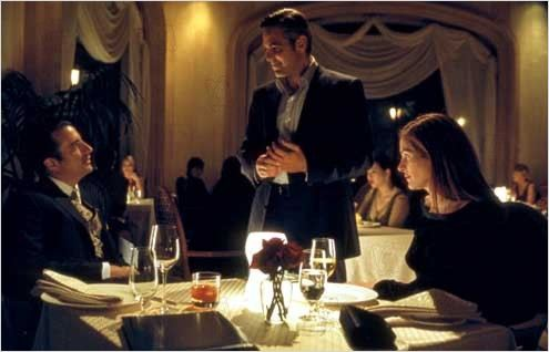 Ocean&#39;s Eleven : Photo Andy Garcia, George Clooney, Julia Roberts, Steven Soderbergh