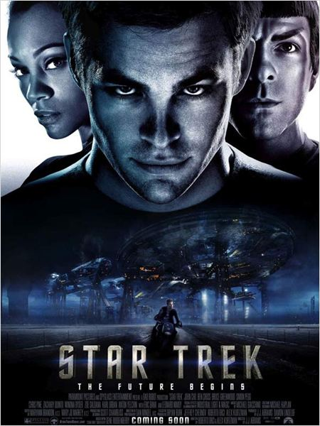 Star Trek : Affiche J.J. Abrams