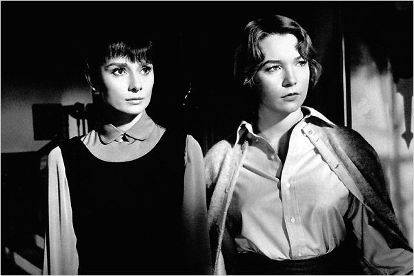 La Rumeur : photo Audrey Hepburn, Shirley MacLaine, William Wyler
