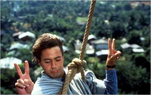 Air America : Photo Robert Downey Jr., Roger Spottiswoode