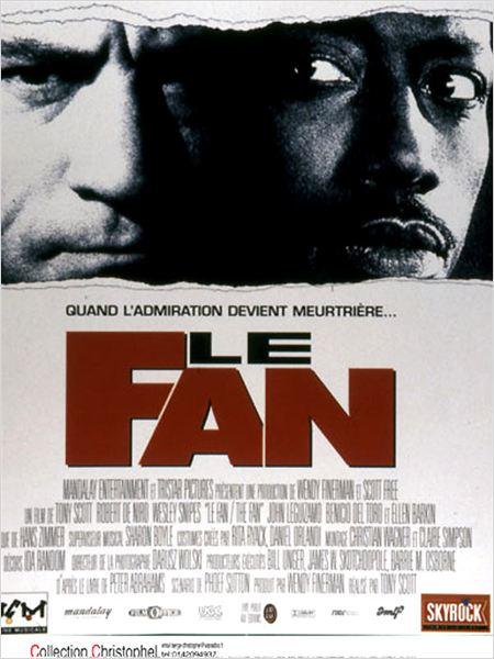 Le Fan : Affiche